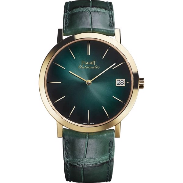 Piaget Altiplano G0A42052 Green 18K Limited Watch 40