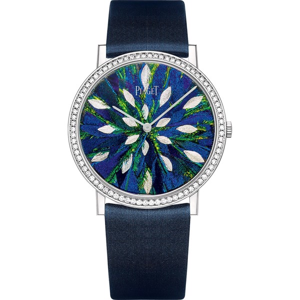 Piaget Altiplano G0A42060 Blue 18K Limited Watch 38