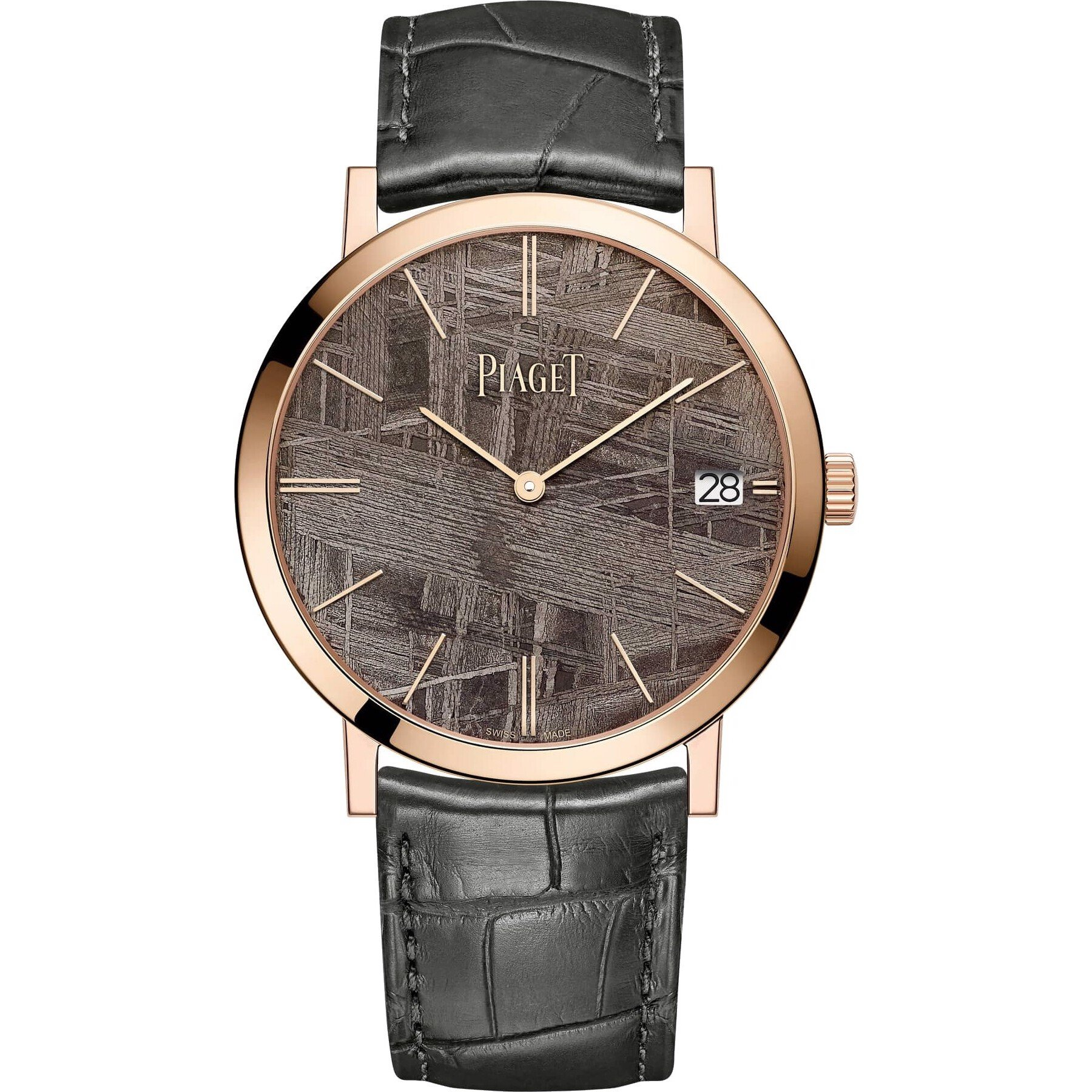 Piaget Altiplano G0A44051 Gray 18K Limited Watch 40