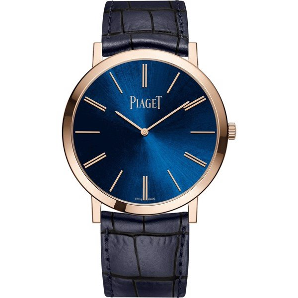 Piaget Altiplano G0A45050 Blue 18K Limited Watch 38