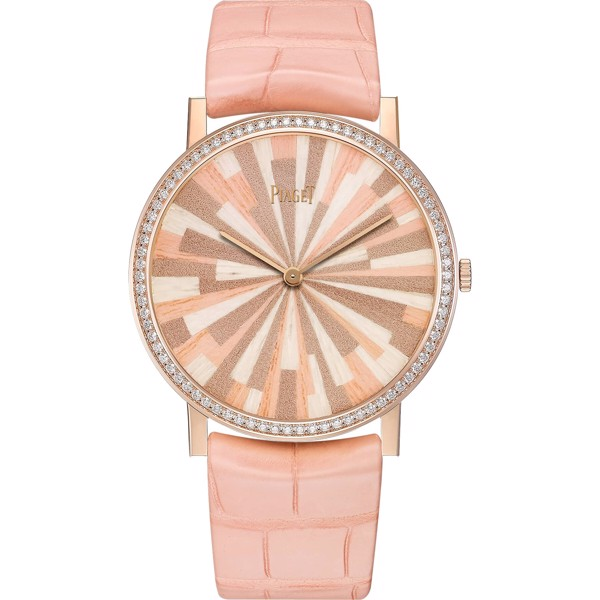 Piaget Altiplano G0A42143 Pink 18K Limited Watch 38