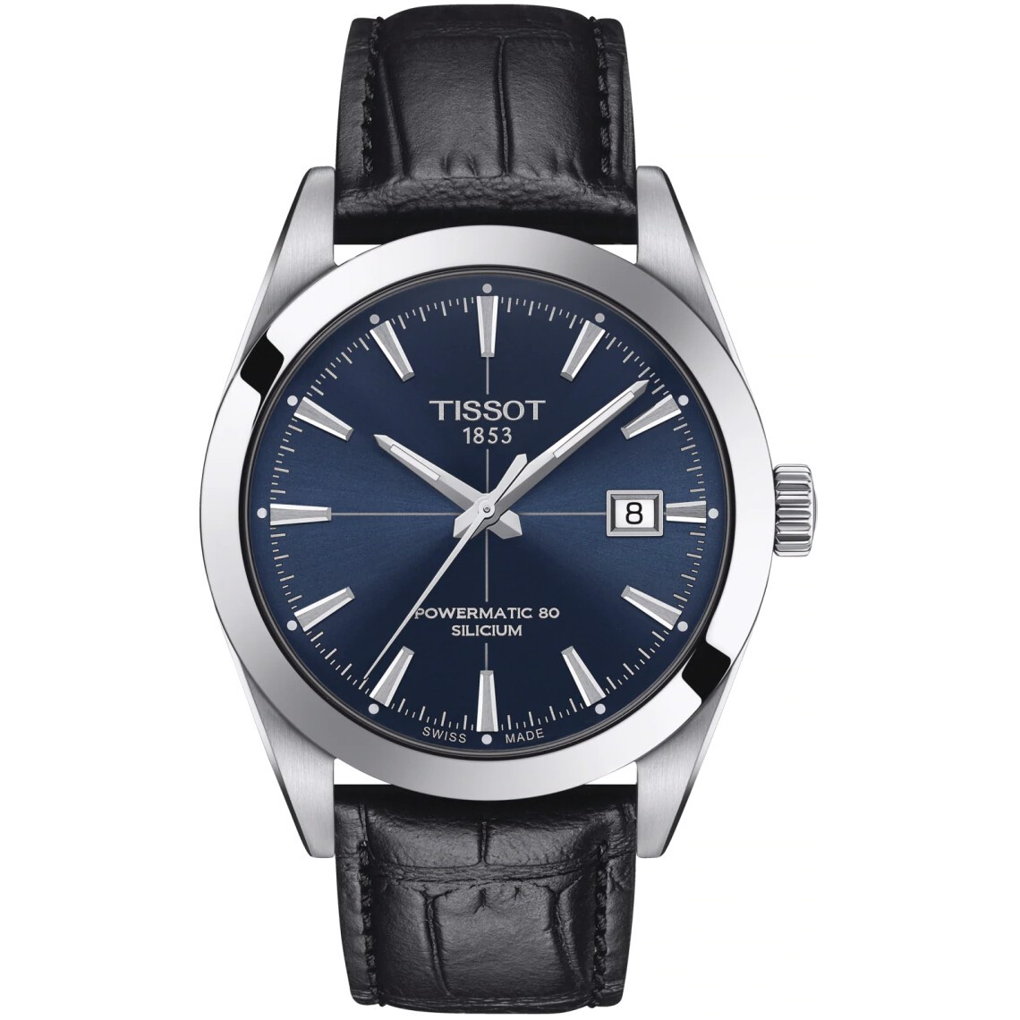 Tissot Gentleman T127.407.16.041.01 Watch 40mm