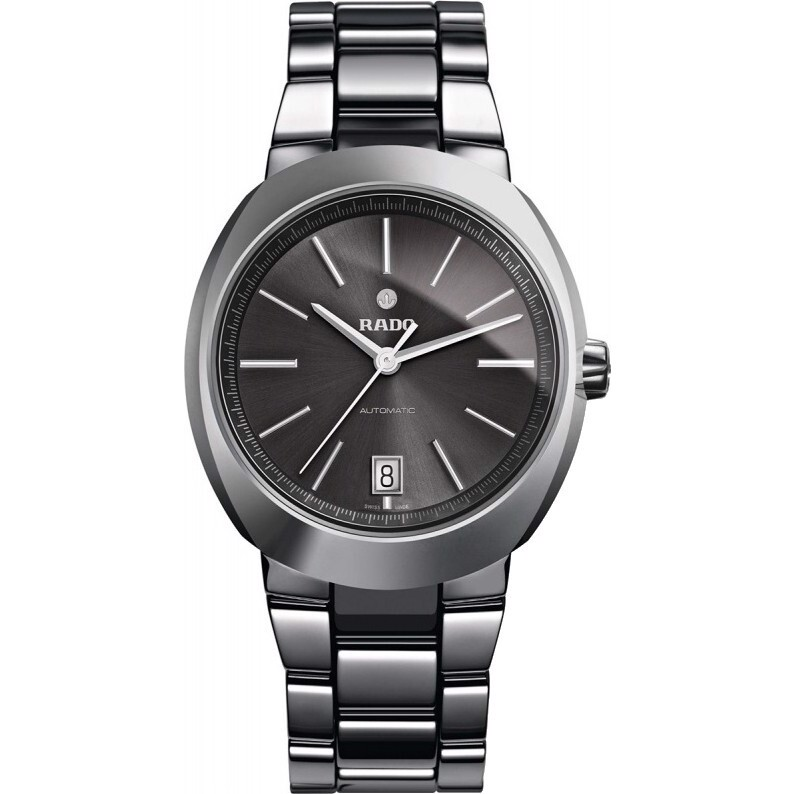 Rado D-Star Automatic Grey Watch 38mm