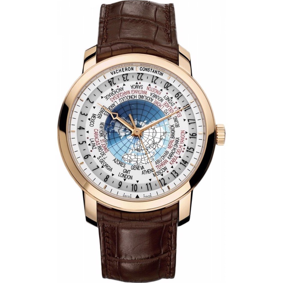 Vacheron Constanin Patrimony Traditionnelle 86060000R-9640 Watch 42