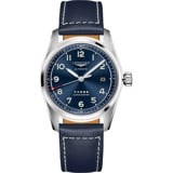 Longines Spirit L3.810.4.53.0 Watch 40mm