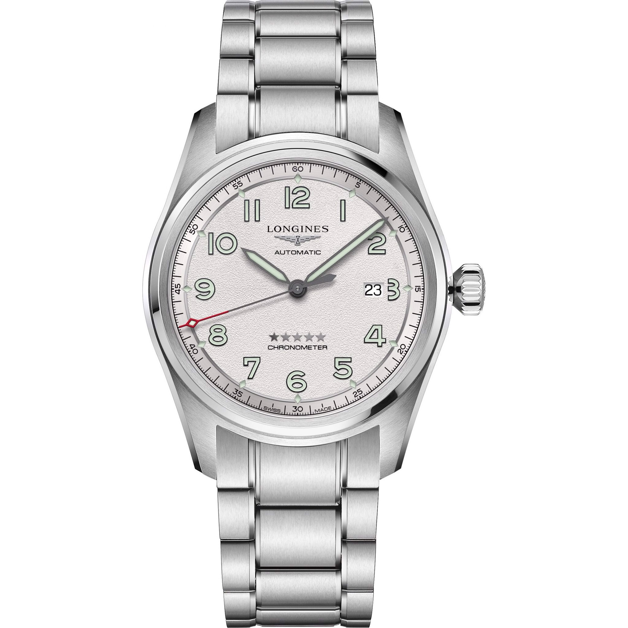 Longines Spirit L3.811.4.73.9 Prestige Edition Watch 42mm