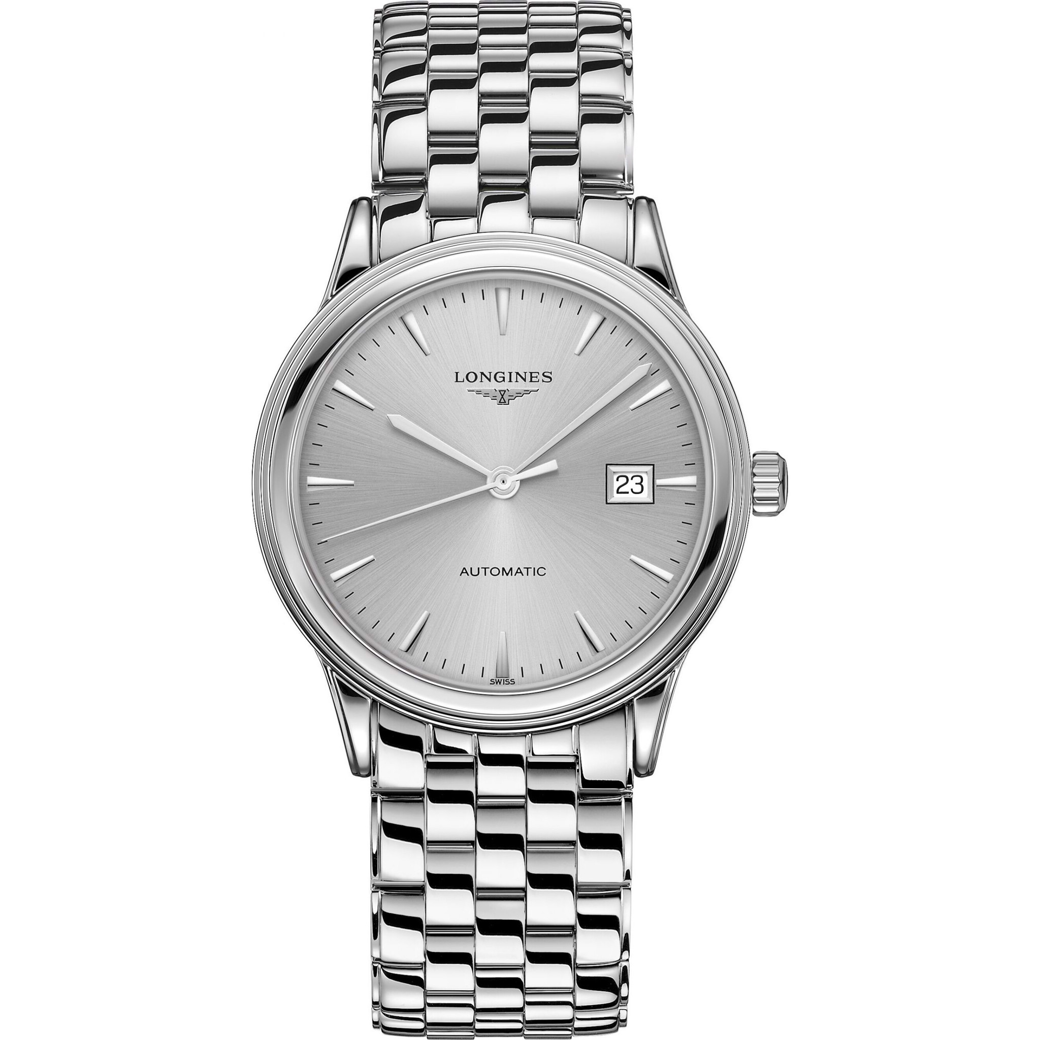 Longines Flagship L4.984.4.72.6 Watch 40mm