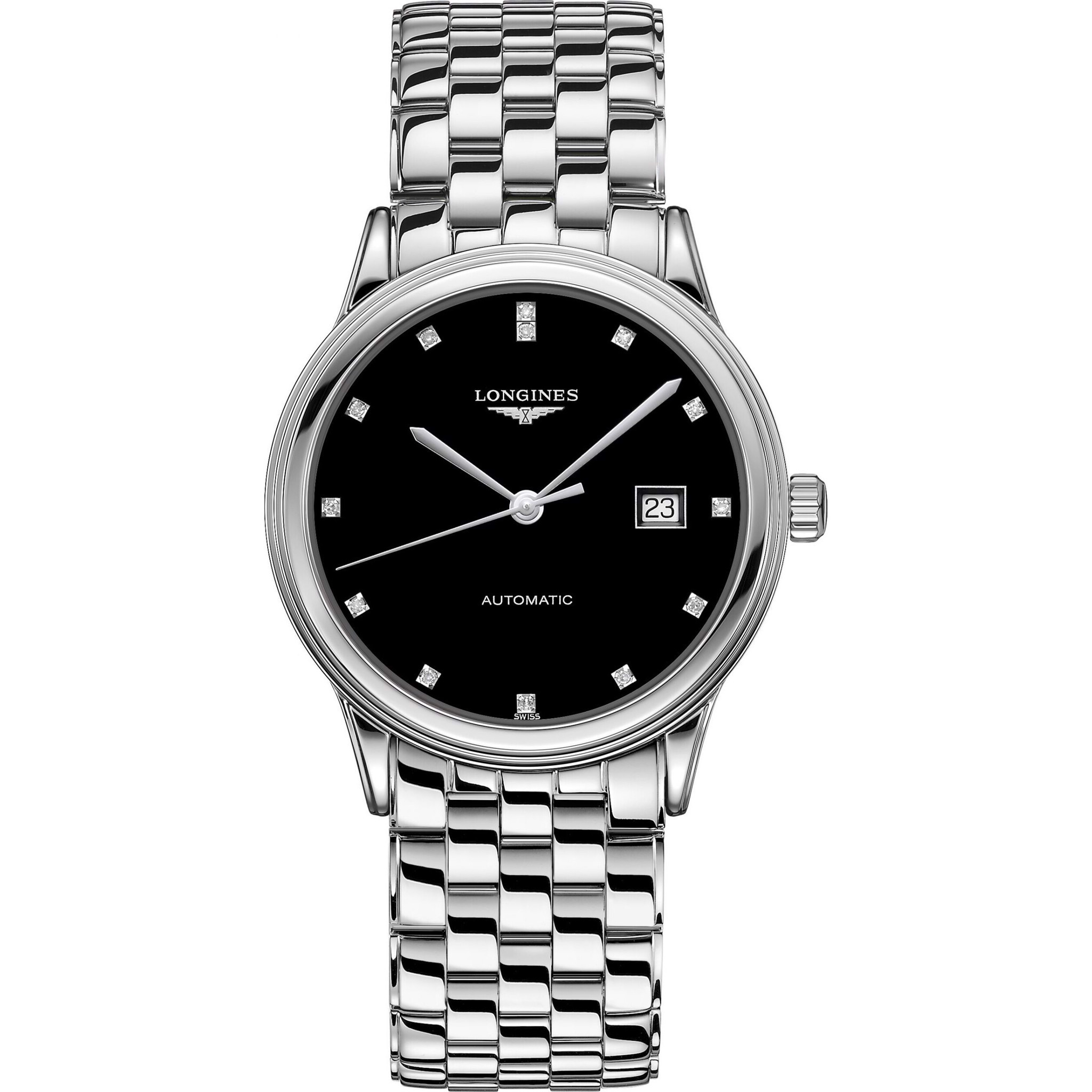Longines Flagship L4.984.4.57.6 Watch 40mm