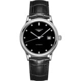 Longines Flagship L4.984.4.57.2 Watch 40mm