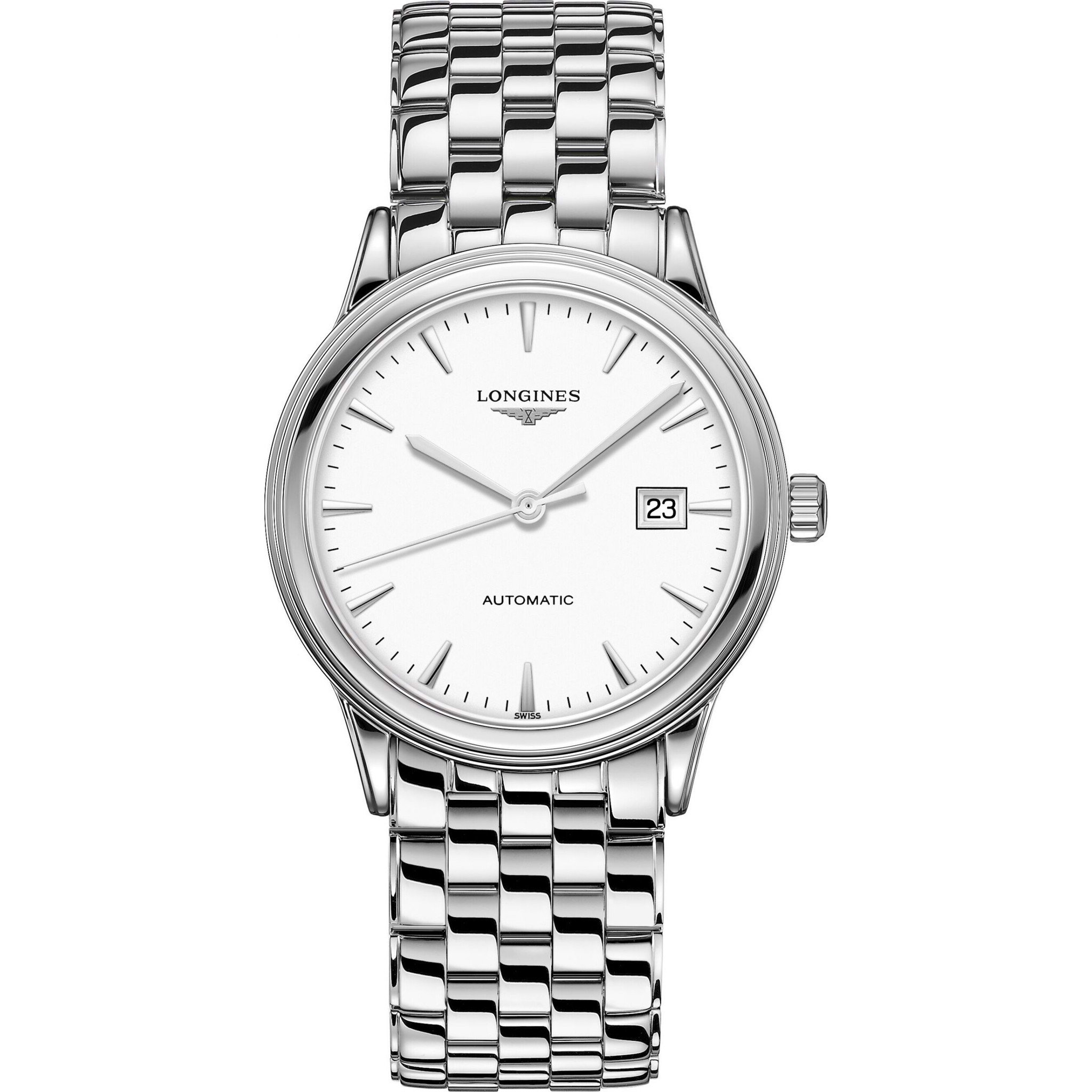 Longines Flagship L4.984.4.12.6 Watch 40mm