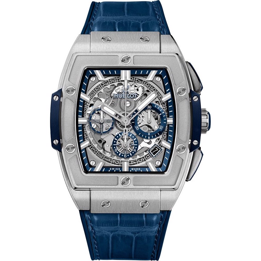 Hublot Spirit Of Big Bang 641.nx.7170.lr Chronograph 42mm