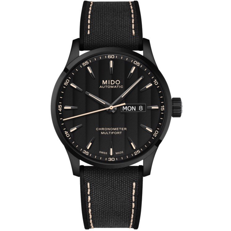 Mido Multifort M038.431.37.051.00 Chronometer 42mm