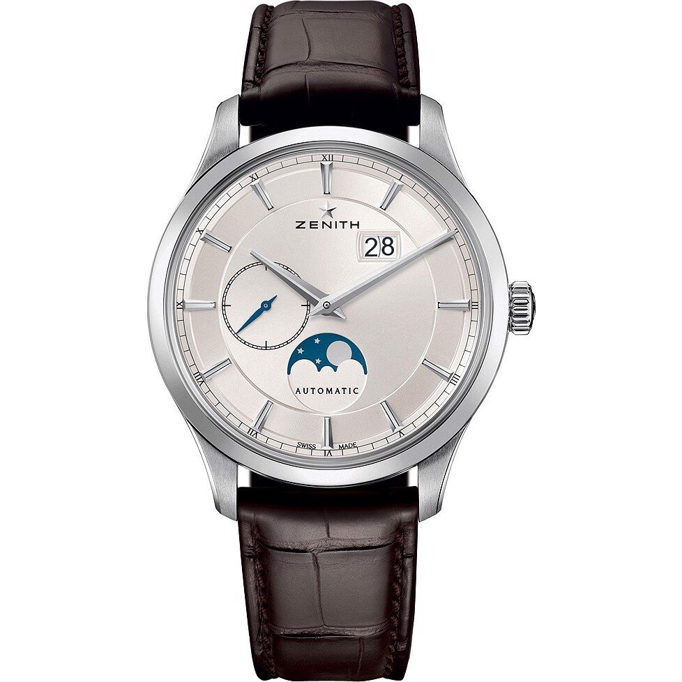 Zenith Captain Moonphase Watch 40mm