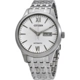 Citizen NP407053A Automatic White Dial Watch 40mm