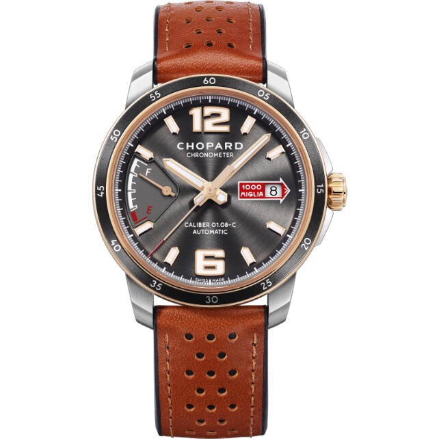 Chopard Mille Miglia 168566-6001 Gts Limited Watch 43mm