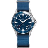 Hamilton H82345941 Khaki Navy Scuba Auto Watch 40mm