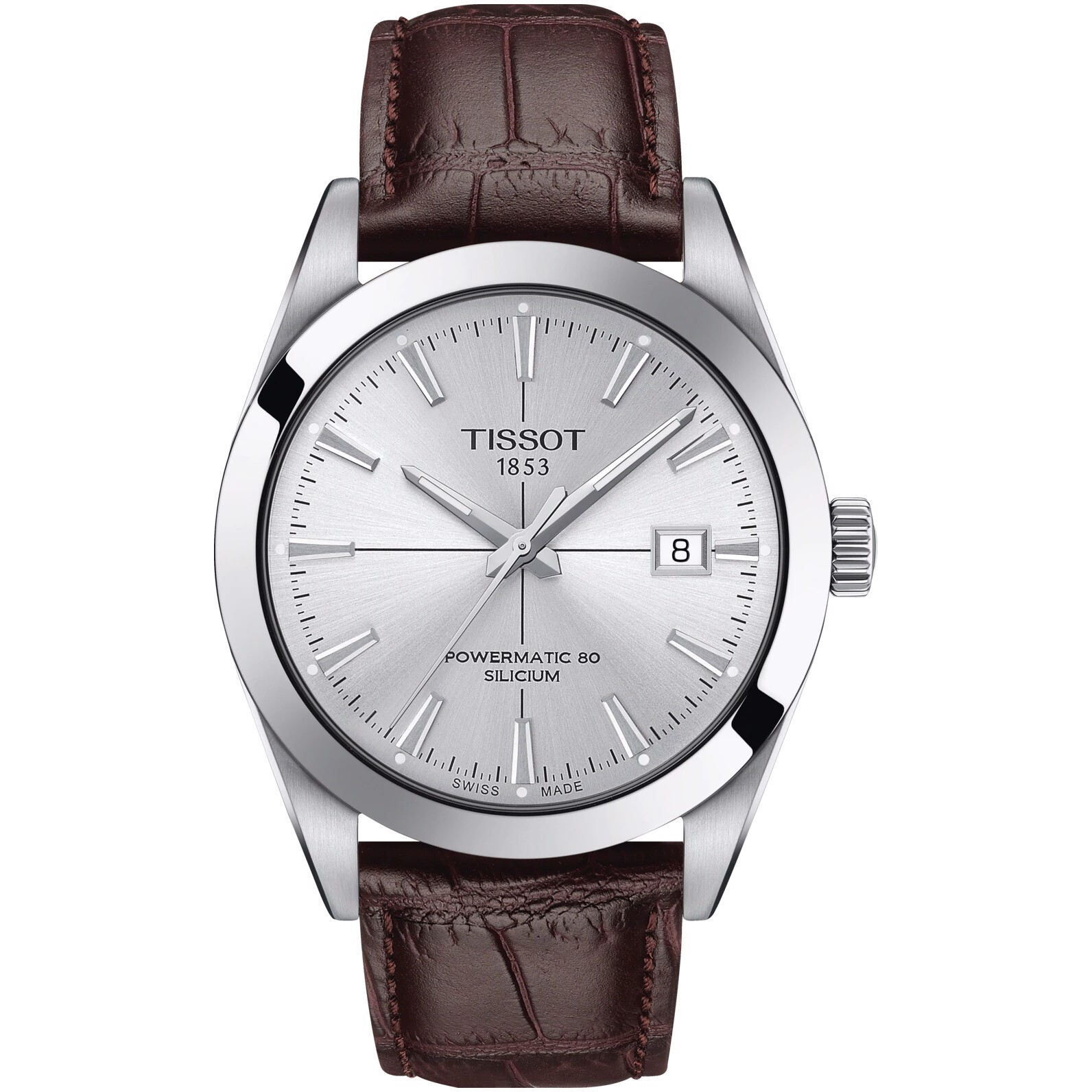 Tissot Gentleman T127.407.16.031.01 Watch 40mm