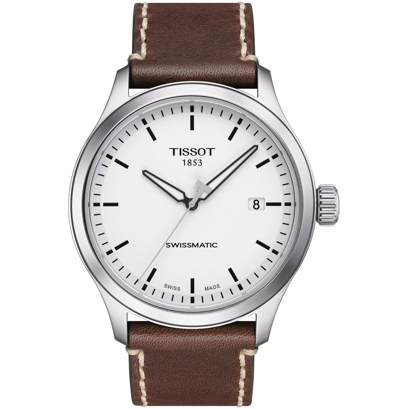 Tissot Gent Xl T116.407.16.011.00 Watch 43mm