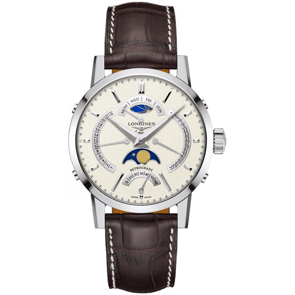 Longines The Longines 1832 l4.828.4.92.2 Watch 42mm