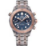 Omega Seamaster Diver 210.60.44.51.03.001 Watch 44mm