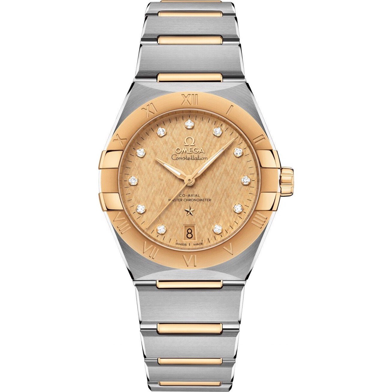 Omega Constellation 131.20.36.20.58.001 Co Axial 36mm