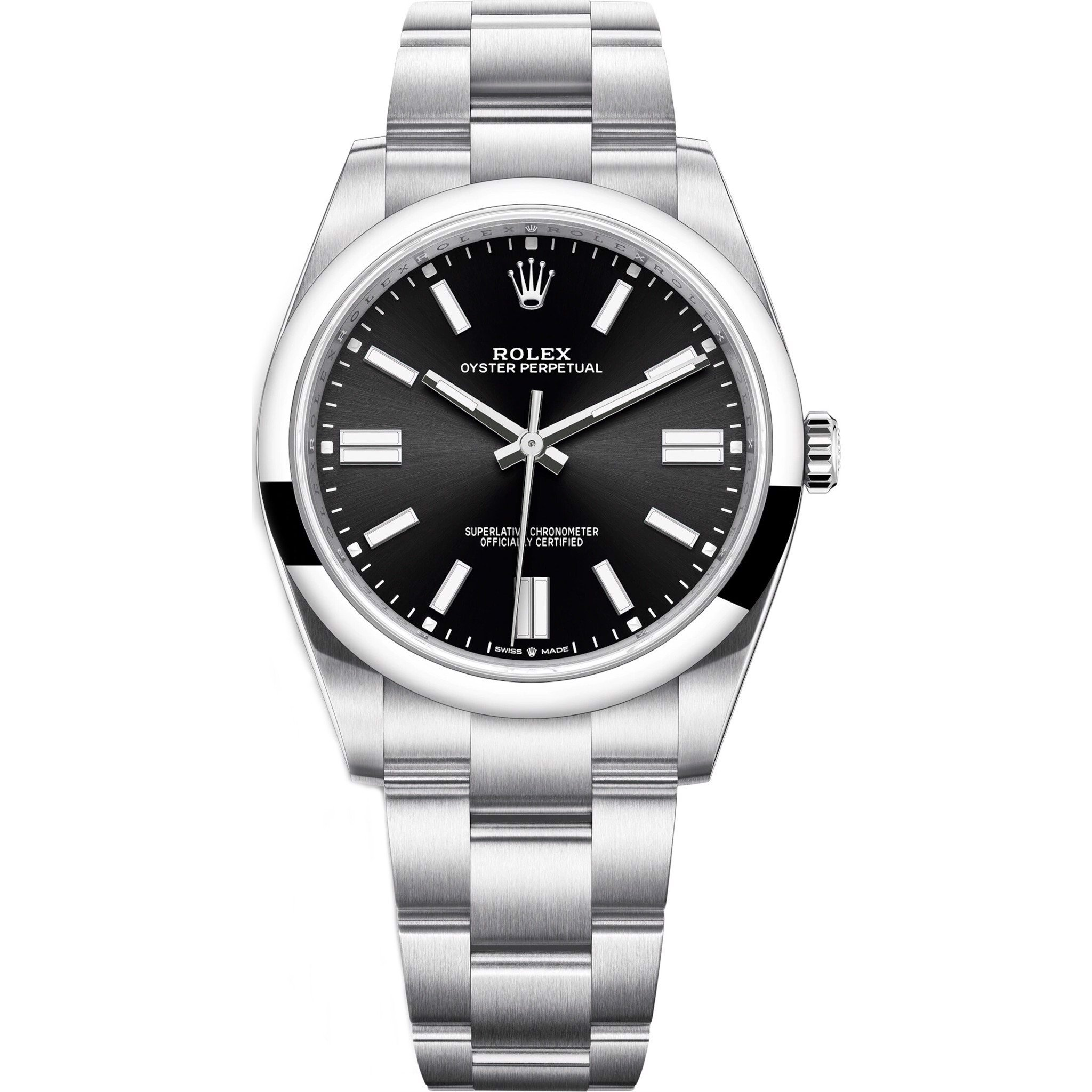 Rolex Oyster Perpetual 124300-0002 Watch 41mm