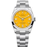 Rolex Oyster Perpetual 126000-0004 Watch 36mm