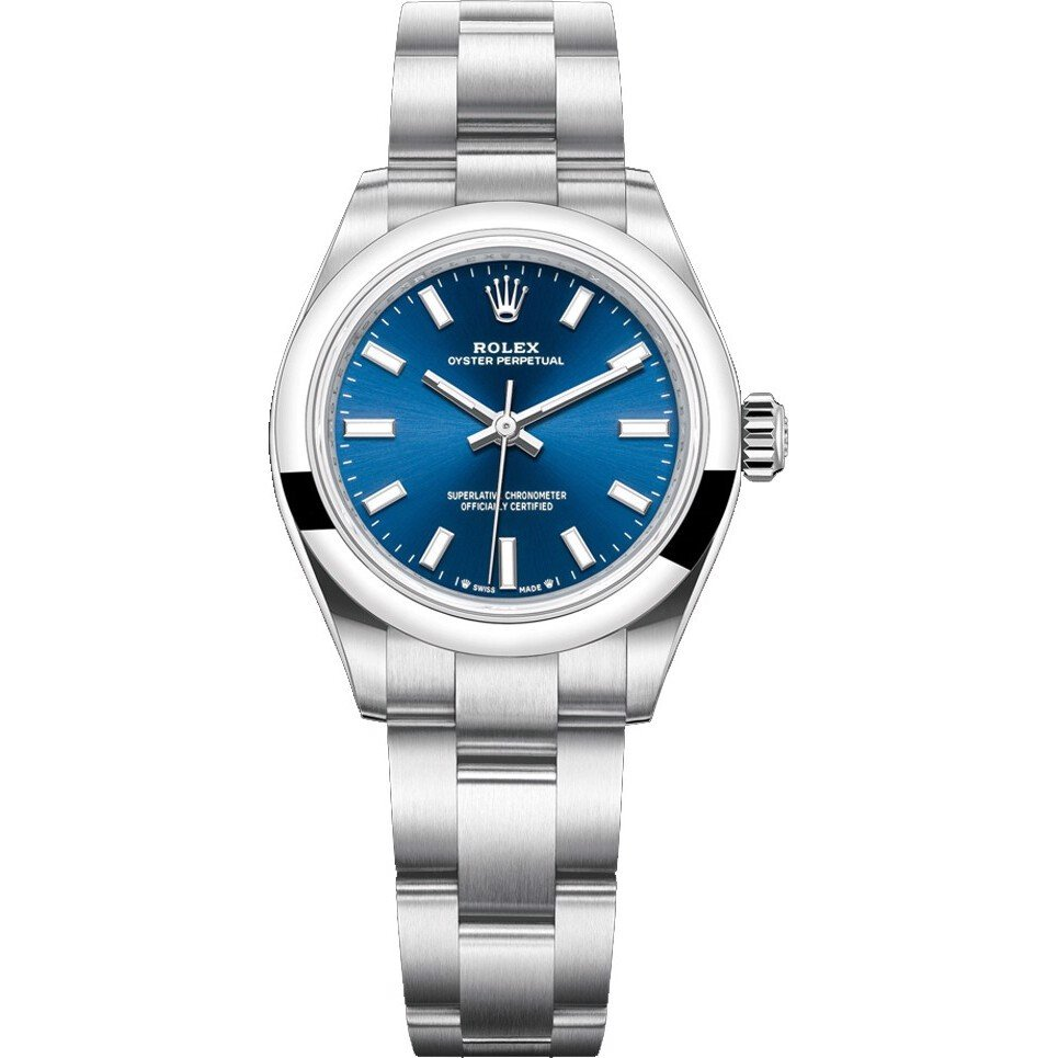 Rolex Oyster Perpetual 276200-0003 Watch 28mm