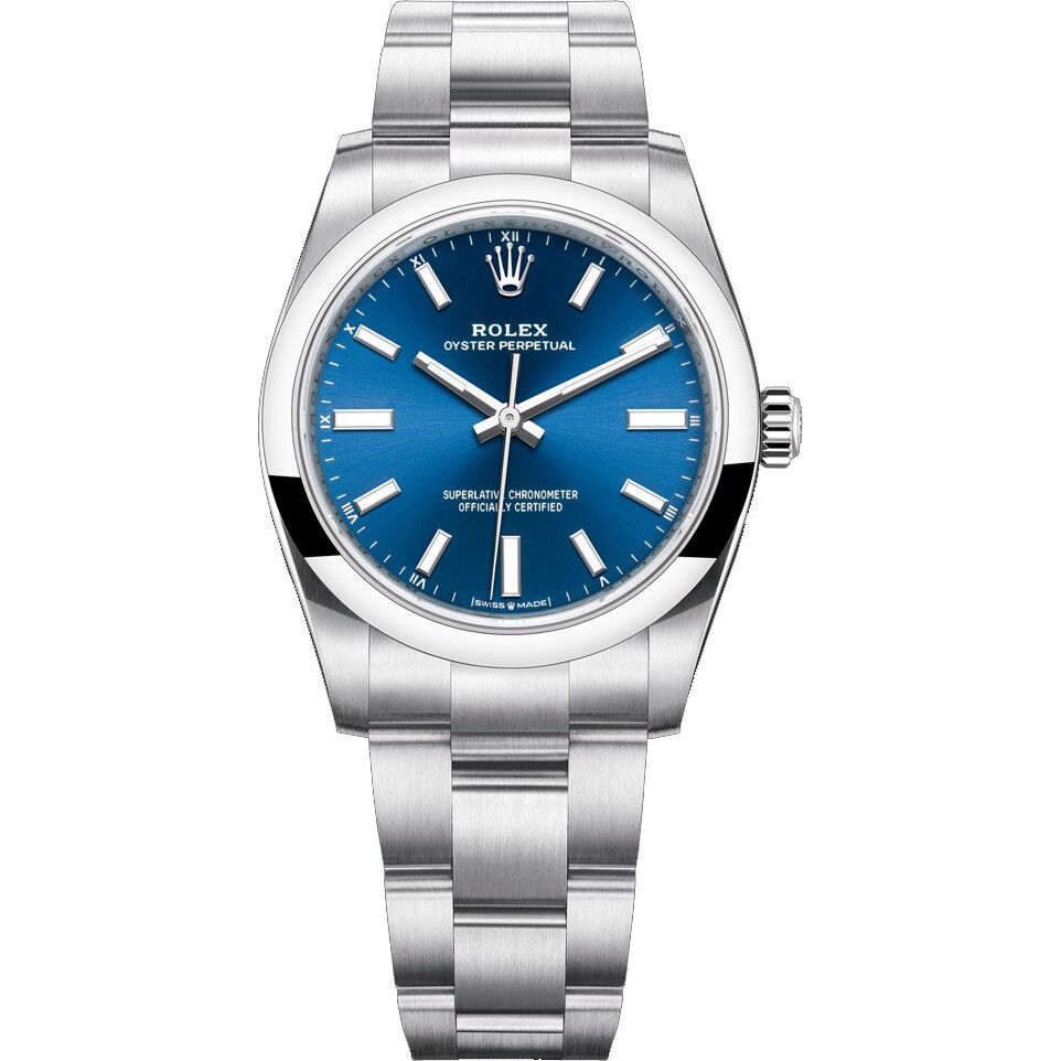 Rolex Oyster Perpetual 124200-0003 Watch 34mm