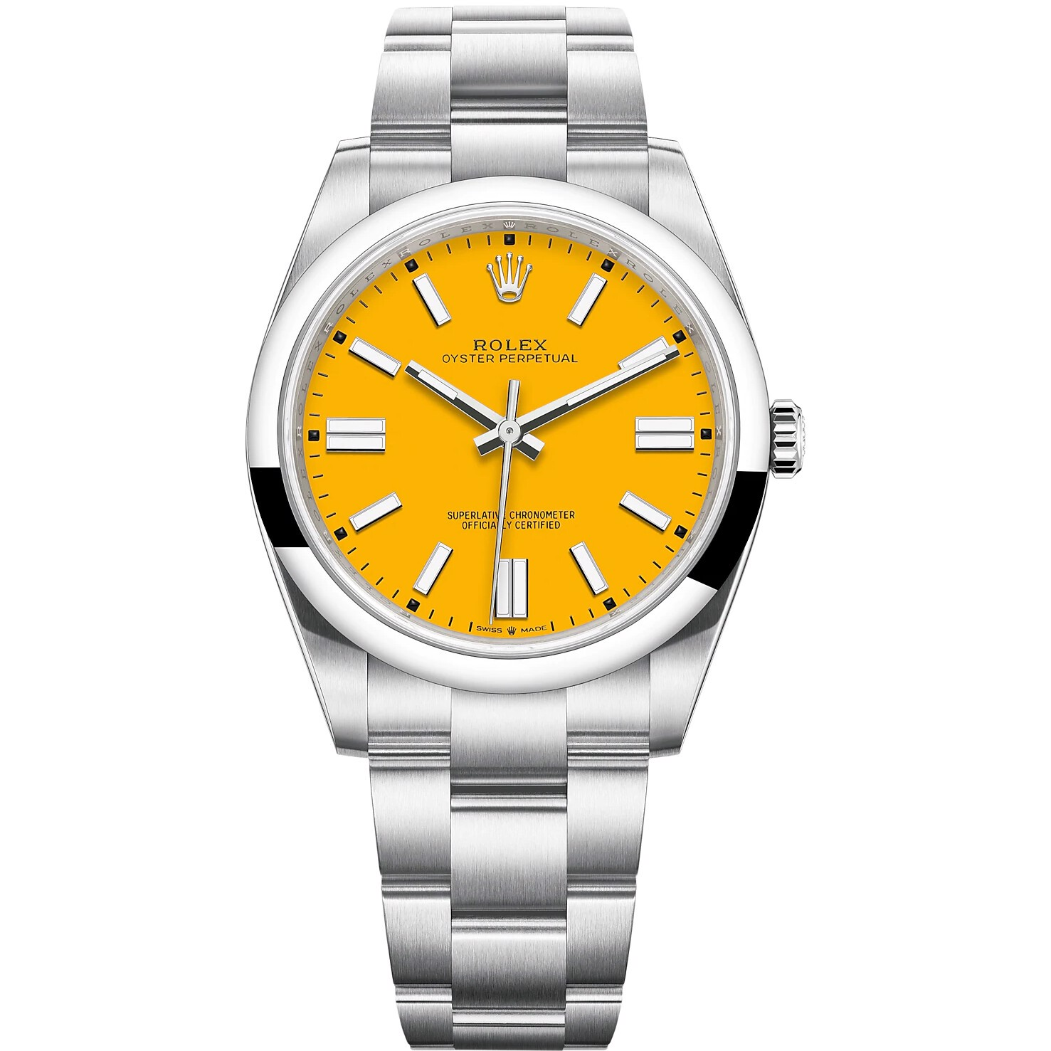 Rolex Oyster Perpetual 124300-0004 Watch 41mm