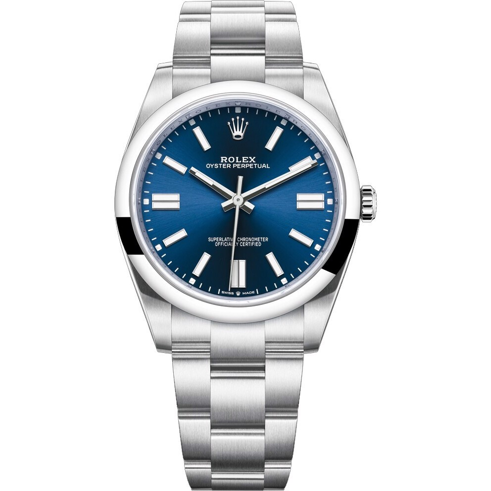 Rolex Oyster Perpetual 124300-0003 Watch 41mm