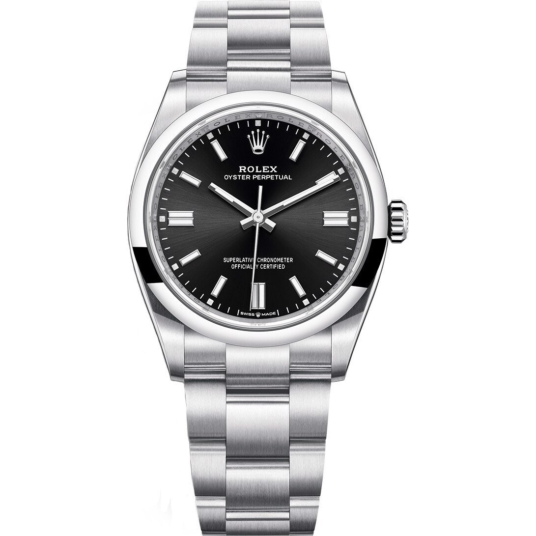 Rolex Oyster Perpetual 126000-0002 Watch 36mm