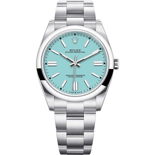 Rolex Oyster Perpetual 124300-0006 Watch 41mm