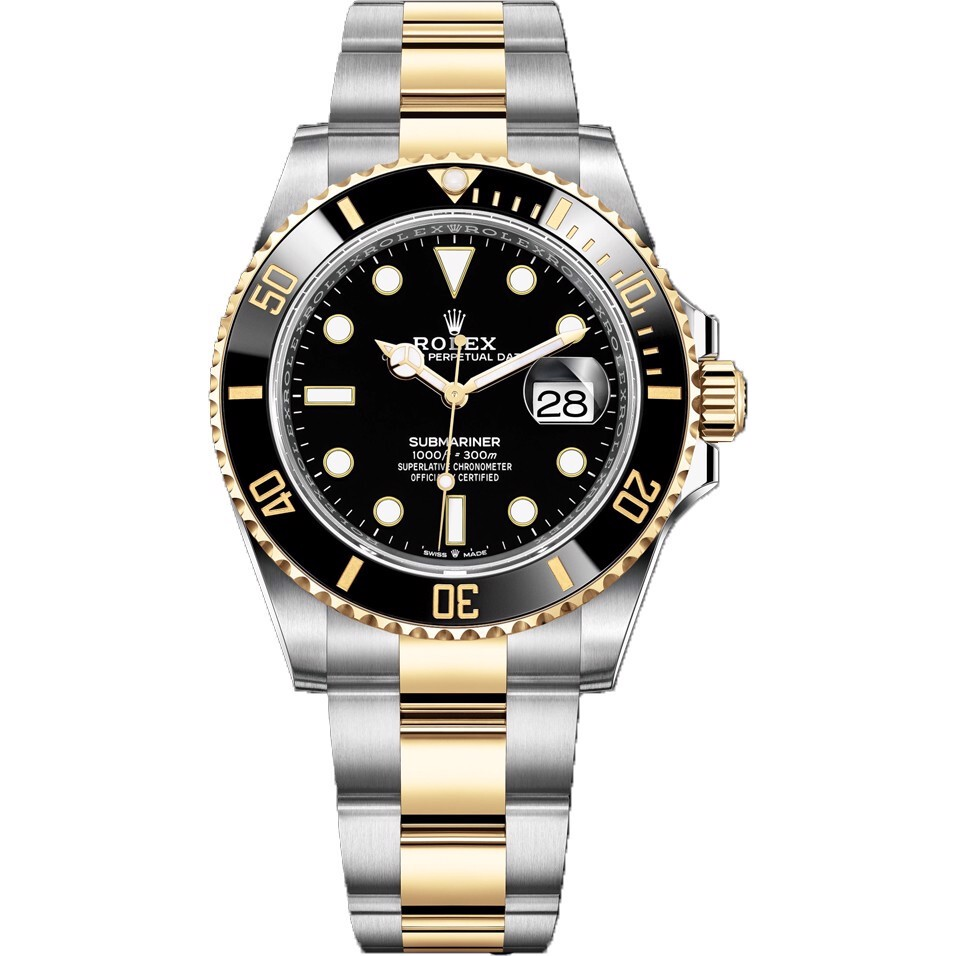 Rolex Submariner Date 126613ln-0002 Watch 41mm