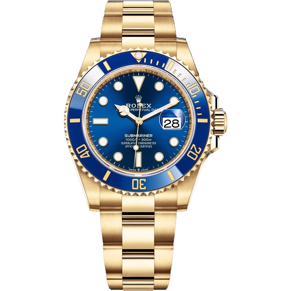 Rolex Submariner Date 126618lb-0002 Watch 41mm