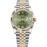 Rolex Datejust 126233-0025 Watch 36mm