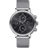 IWC Portofino Chronograph IW391030 Watch 42mm