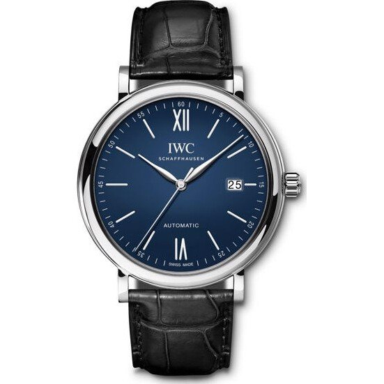 "IWC Portfino ""150 Years"" Edition Watch 40mm"