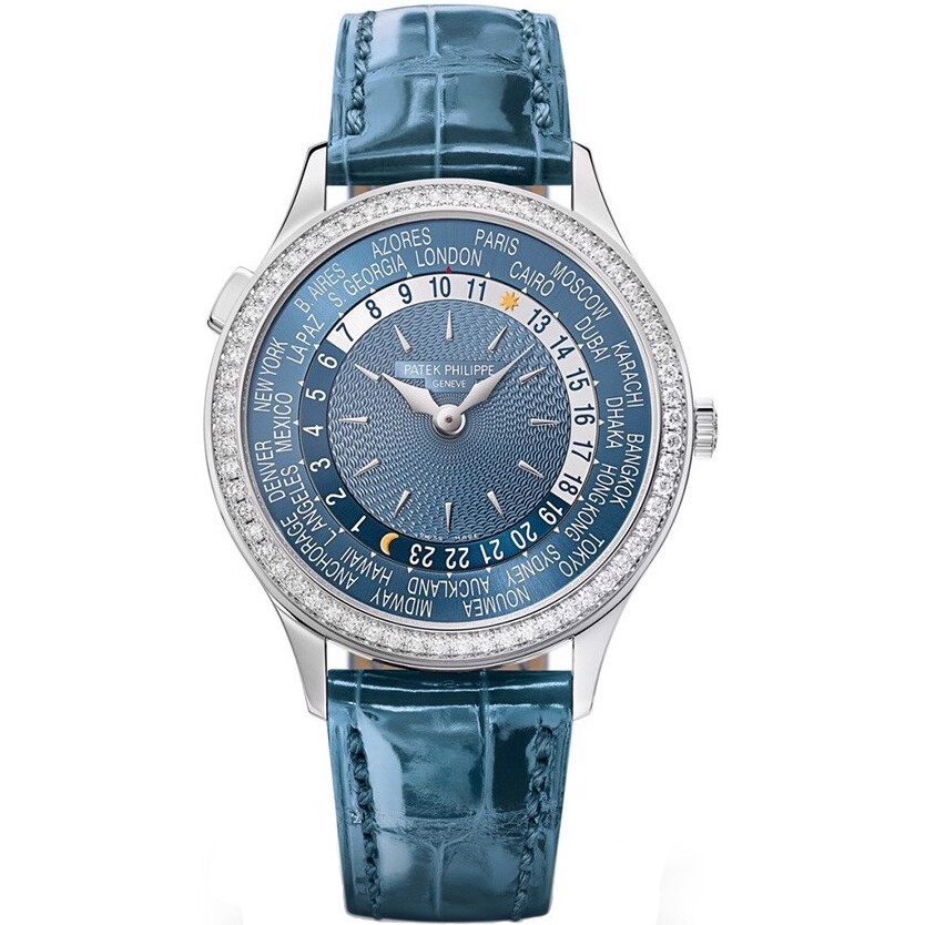 Patek Philippe Complications World Time Watch 36mm