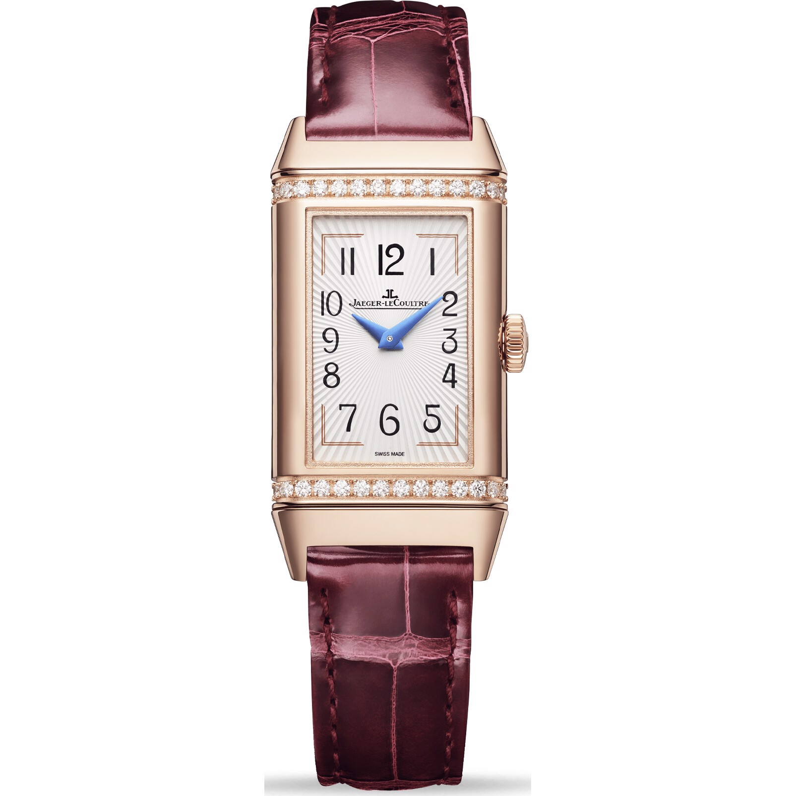 Jaeger-LeCoultre Q3342520 Reverso One Duetto Watch 40.1 X 20mm