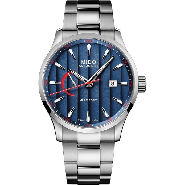 Mido Multifort M038.424.11.041.00 Limited Watch 44mm