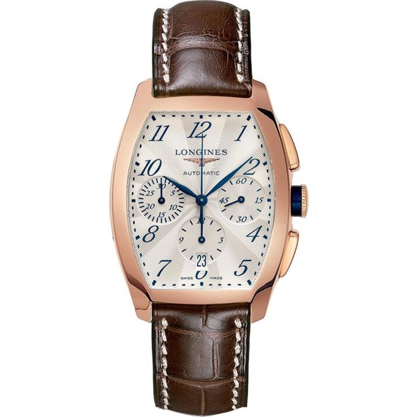 Longines Evidenza L2.643.8.73.2 Chronograph Watch 40mm