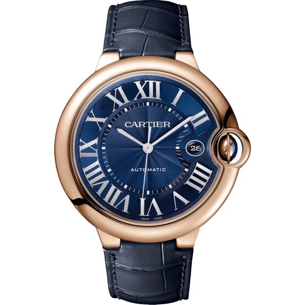 Cartier Ballon WGBB0036 Bleu De Watch 42