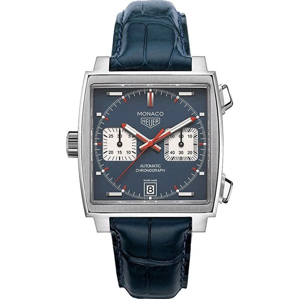 Tag Heuer Monaco CAW211P.FC6183 Watch 39mm
