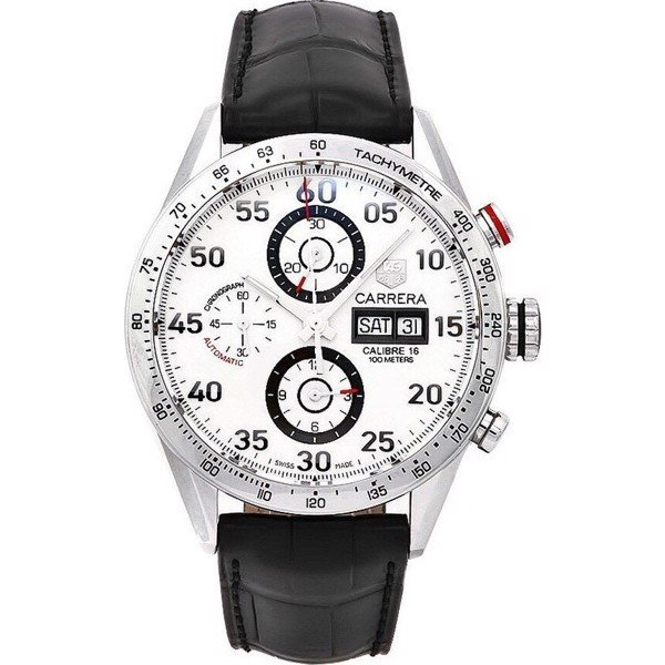 Tag Heuer Carrera CV2A11.FC6235 Watch 43mm