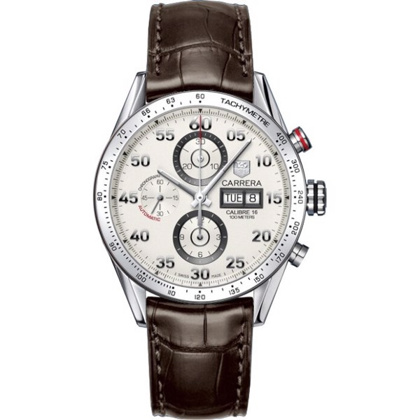 Tag Heuer Carrera CV2A11.FC6236 Watch 43mm