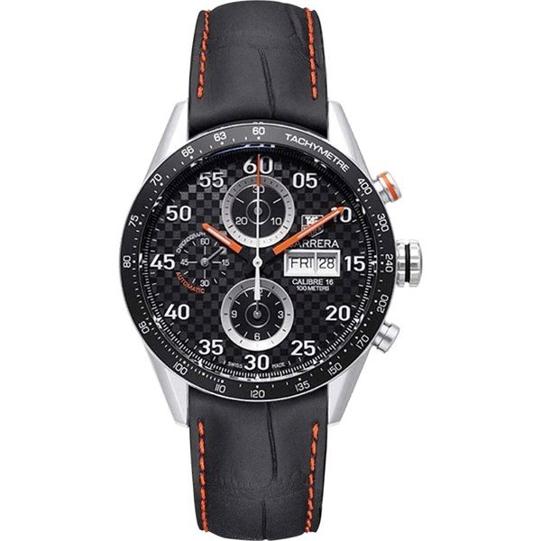 Tag Heuer Carrera CV2A19.FC6269 Chronograph Watch 41