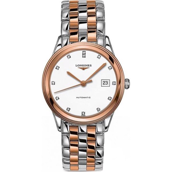 Longines Flagship L4.984.3.99.7 Watch 40mm