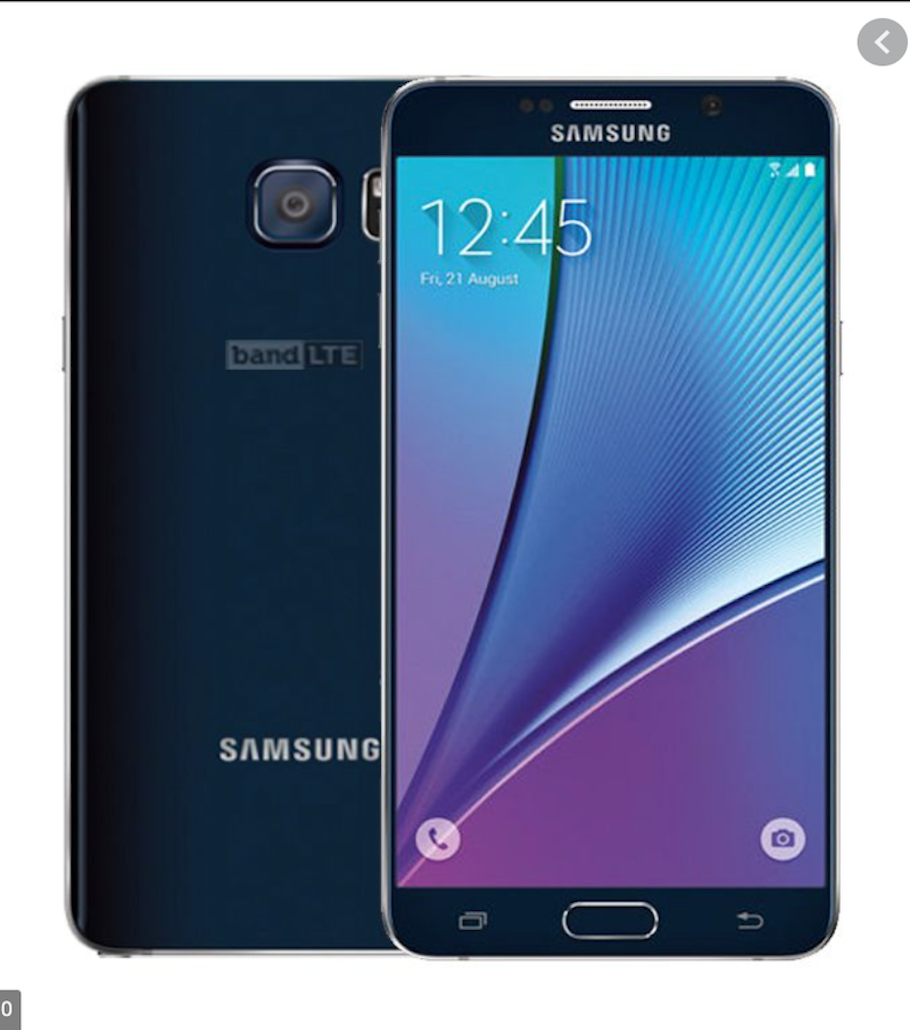 SamSung Galaxy Note 5 (32GB)