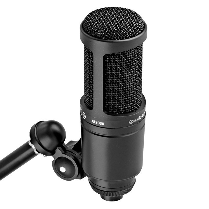 Micro Thu Âm Audio Technica AT2020 Condenser 48V